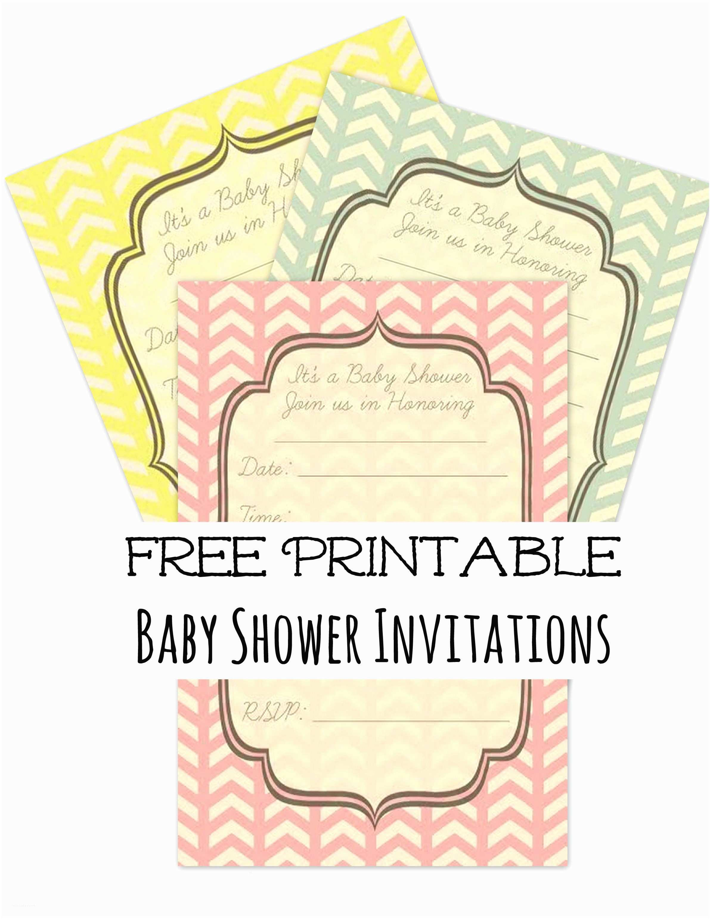 Baby Shower Invitation Examples Baby Shower Invitation Free Baby Shower Invitation