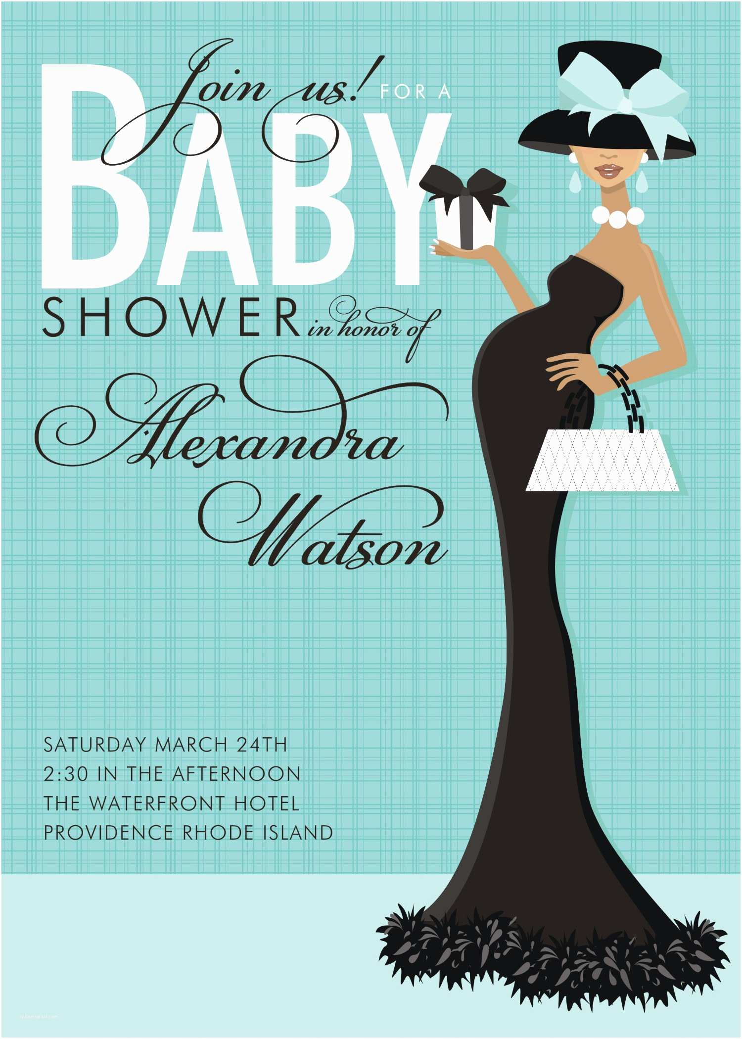 Baby Shower Invitation Examples Templates