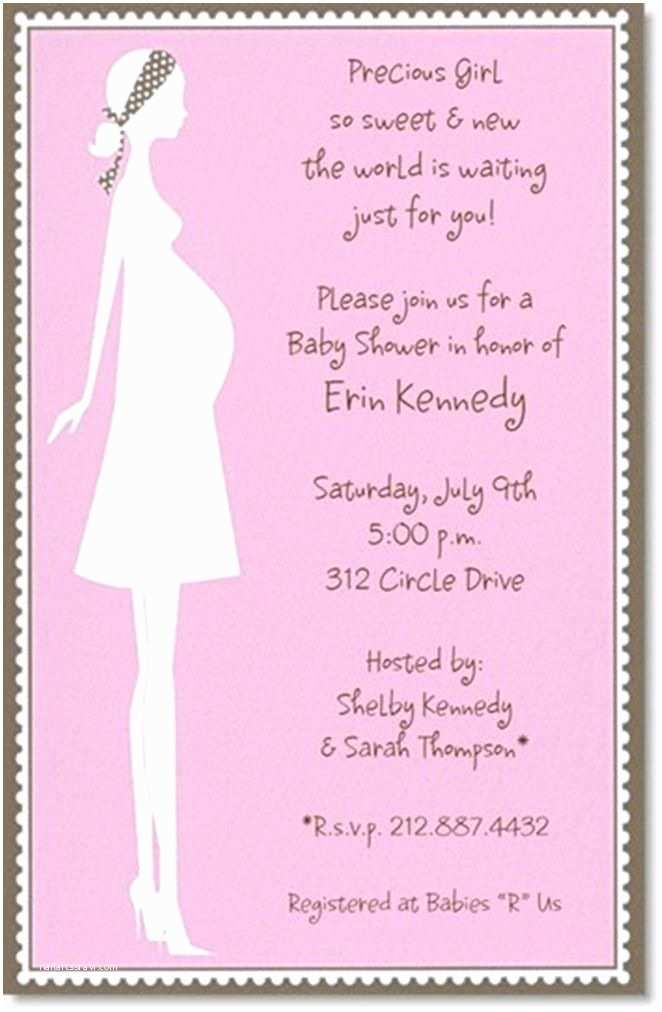 Baby Shower Invitation Ideas 10 Best Simple Design Baby Shower Invitations Wording