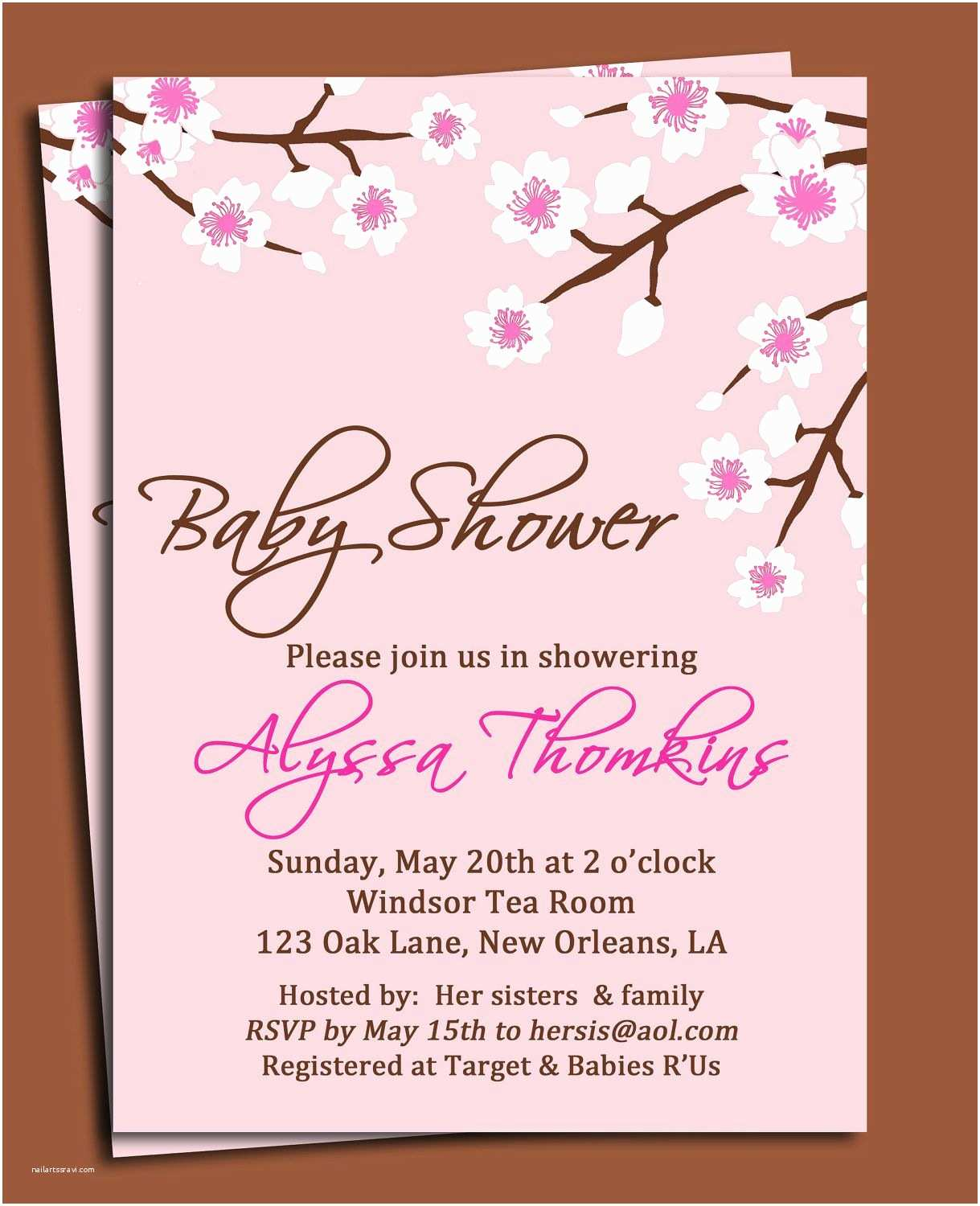 baby shower invitation ideas free bridal shower invitation wording ideas