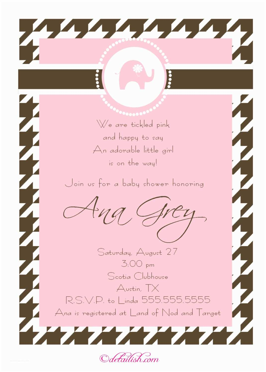 Baby Shower Invitation Message 30 Jack And Jill
