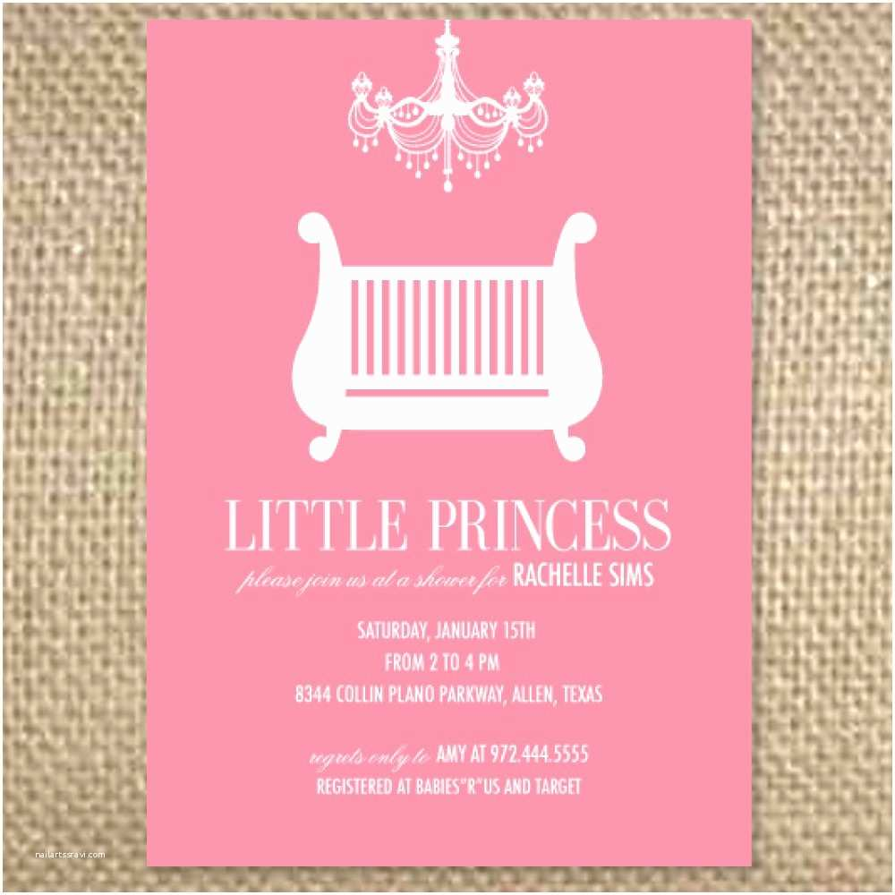 Baby Shower Invitation Message Baby Shower Invitation Wording for A Girl