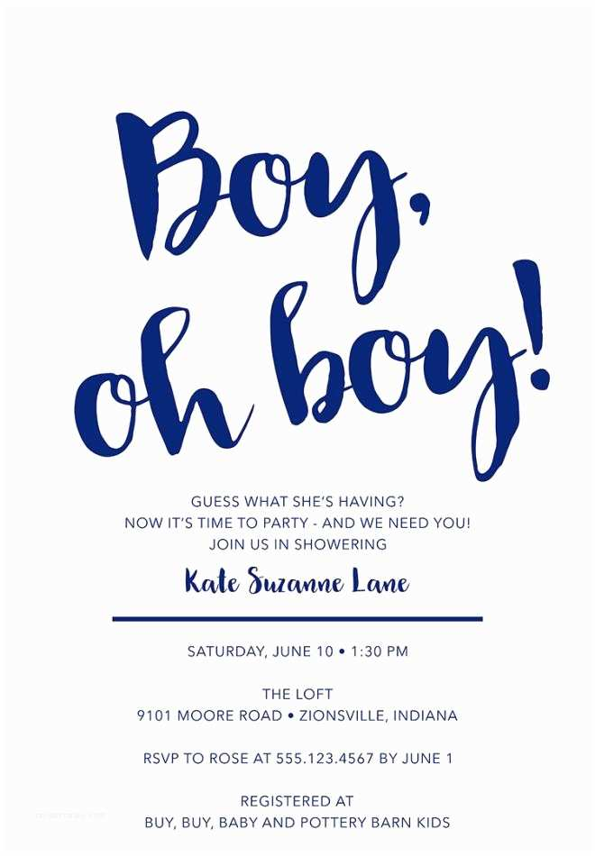 Baby Shower Invitation Message Baby Shower Invitation Wording for Baby Boy – Diabetesmang