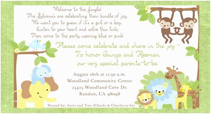 Baby Shower Invitation Message Baby Shower Invitation Wording Ideas