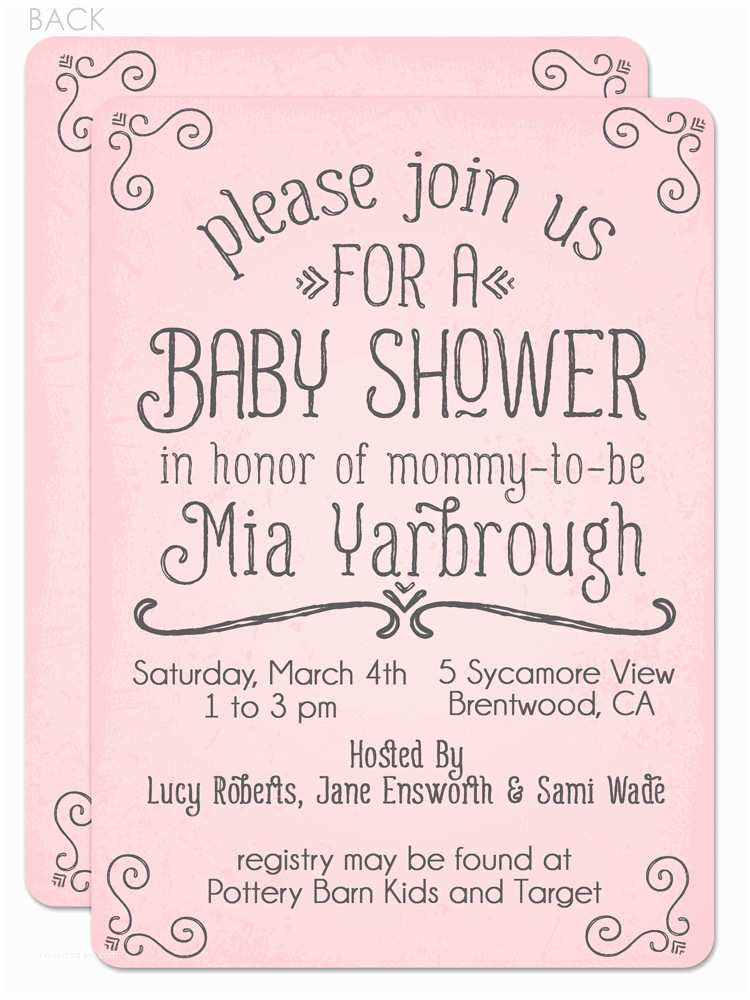Baby Shower Invitation Message Baby Shower Invite Wording Suggestions Interior