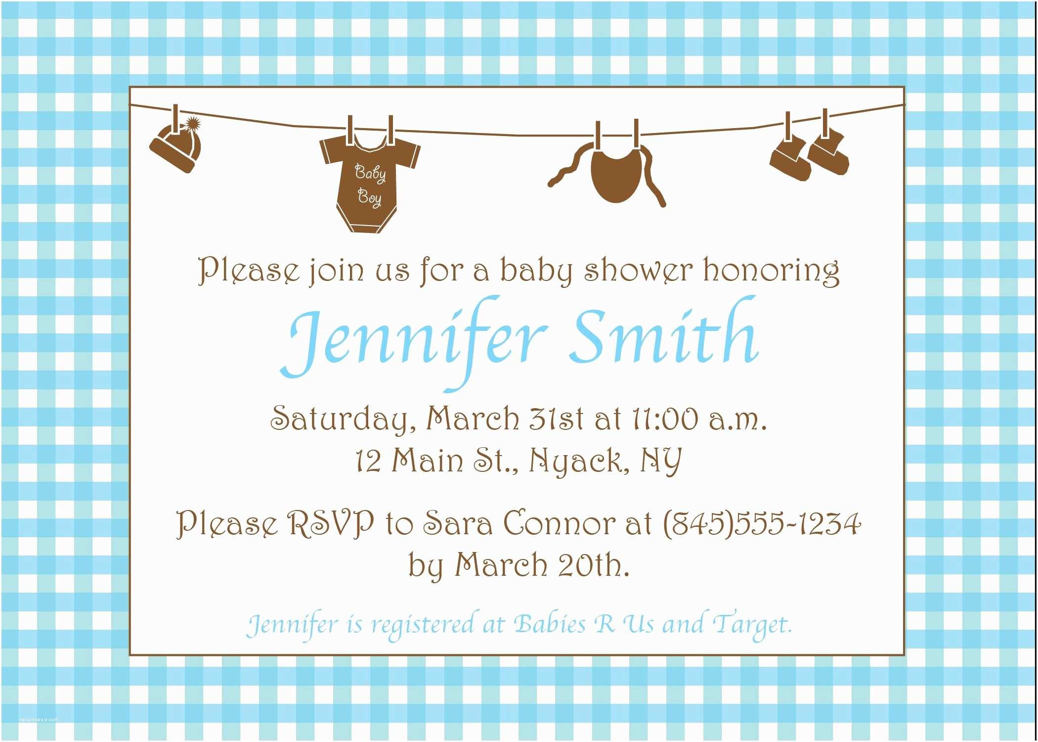 Baby Shower Invitation Message Birthday Invitation Mickey Mouse Birthday Invitations