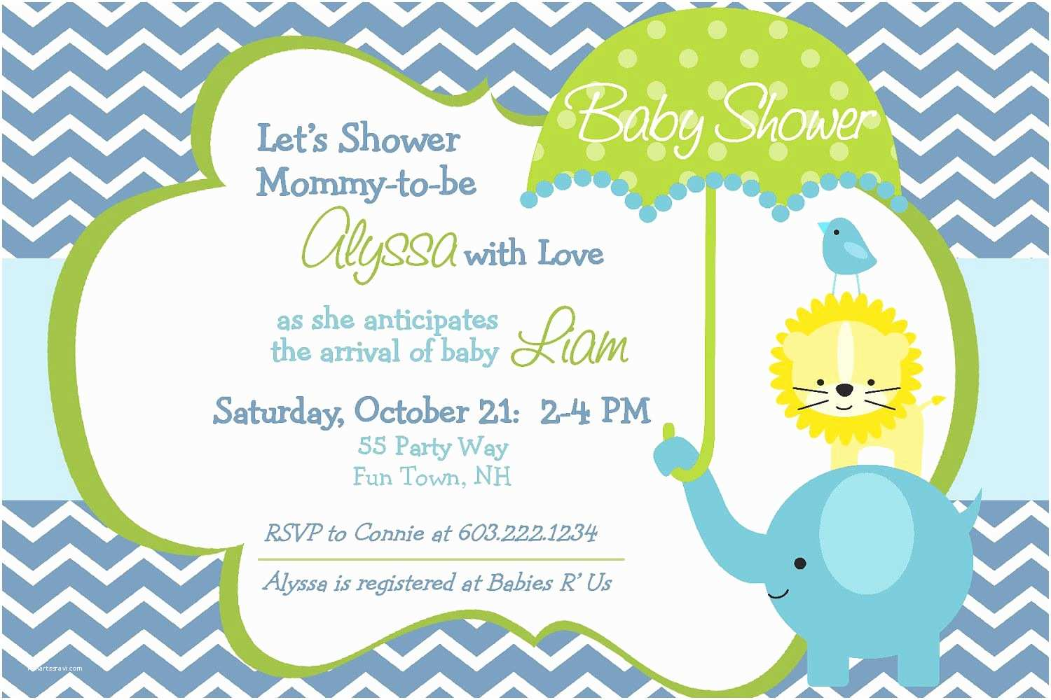 Baby Shower Invitation Templates Free Template Baby Dedication