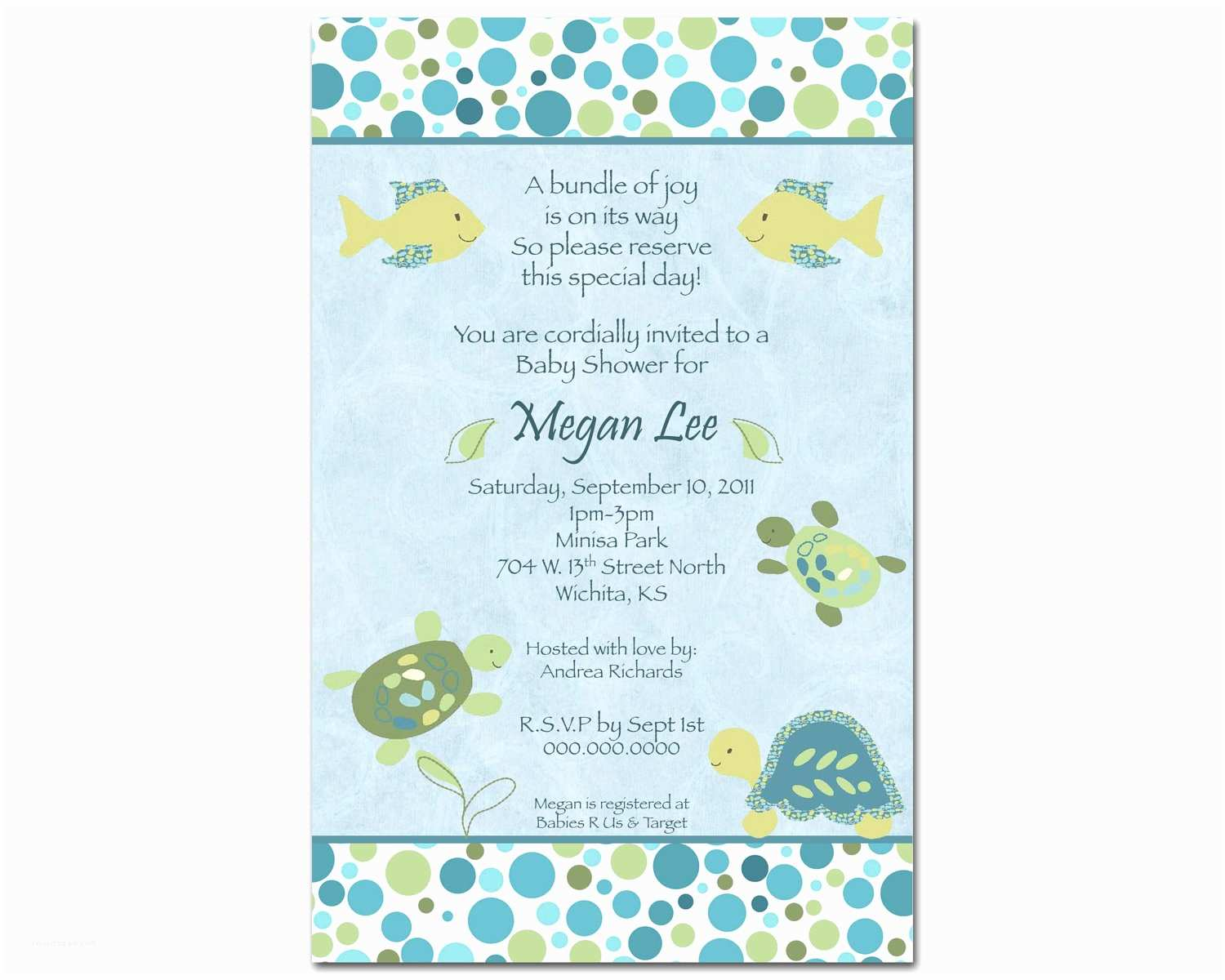 Baby Shower Invitation Wording For A  Baby Shower Invites For