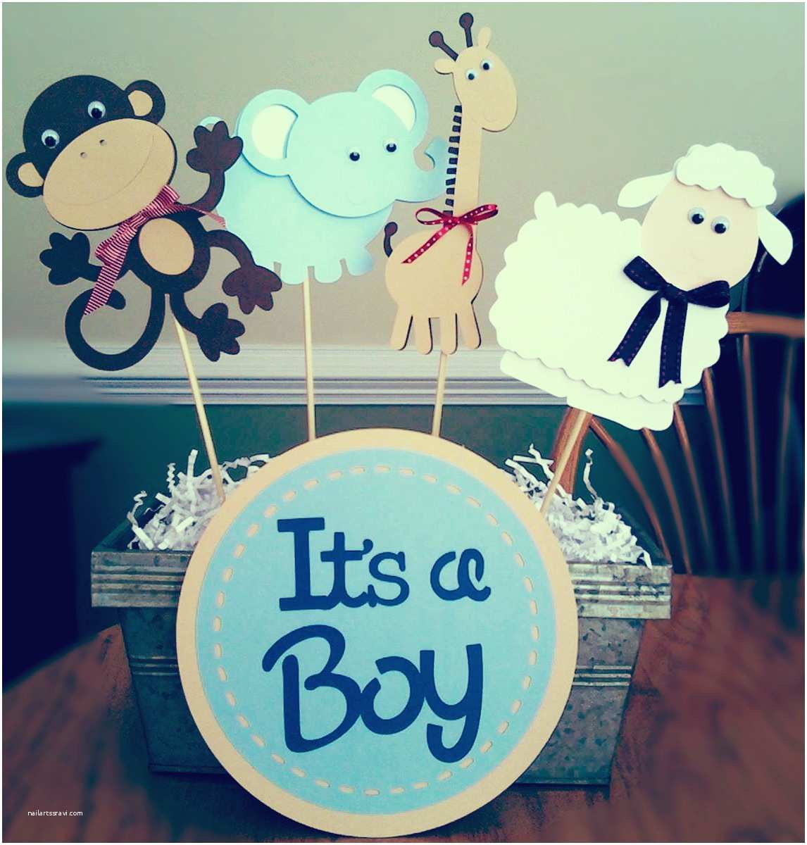 Baby Shower Invitation  For A Boy It's A Boy – Baby Shower Invitation