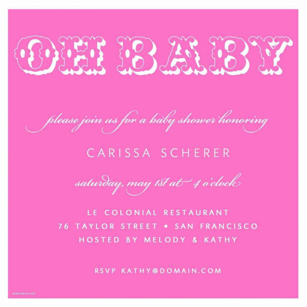 Baby Shower Invitation Wording Ideas Baby Shower Invitations Wording – Gangcraft