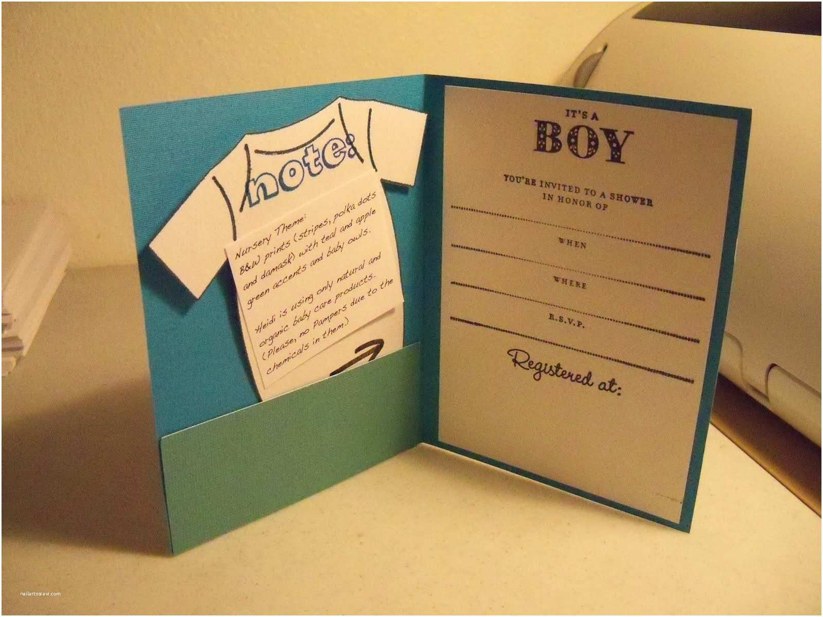 Baby Shower Invitations Cheap Cheap Baby Shower Invitation for Boy