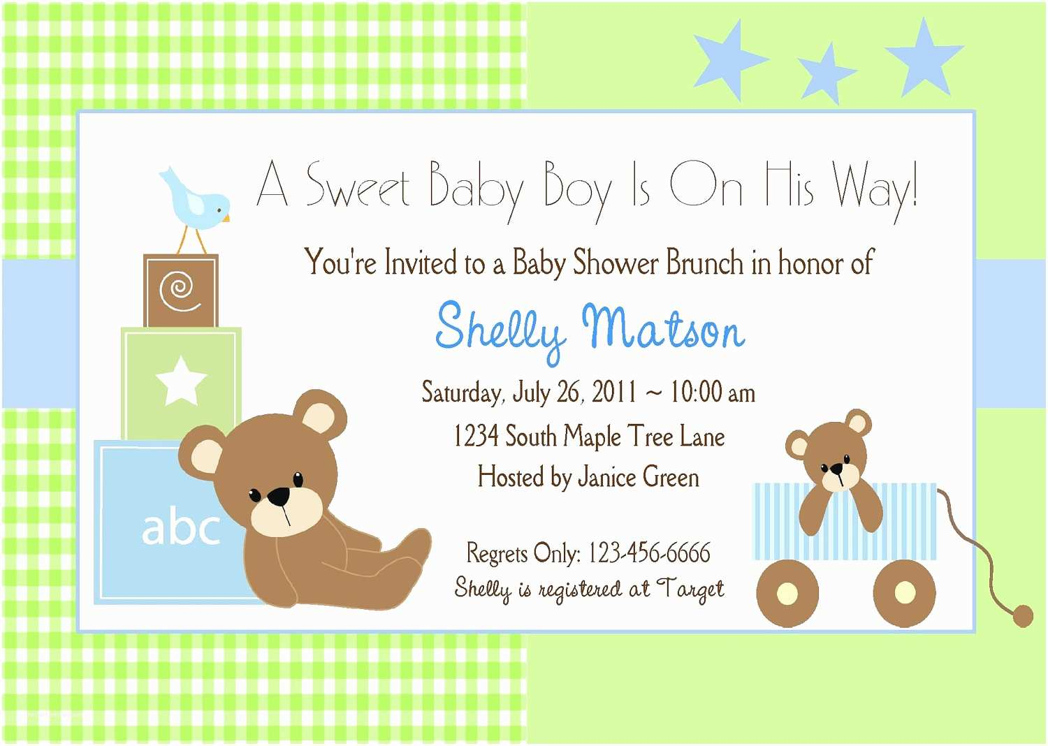 Baby Shower Invitations for Boys Free Baby Boy Shower Invitations Templates Baby Boy