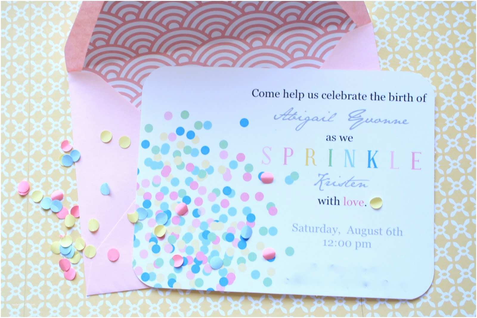 Baby Shower Invitations How to Make Baby Shower Invitations
