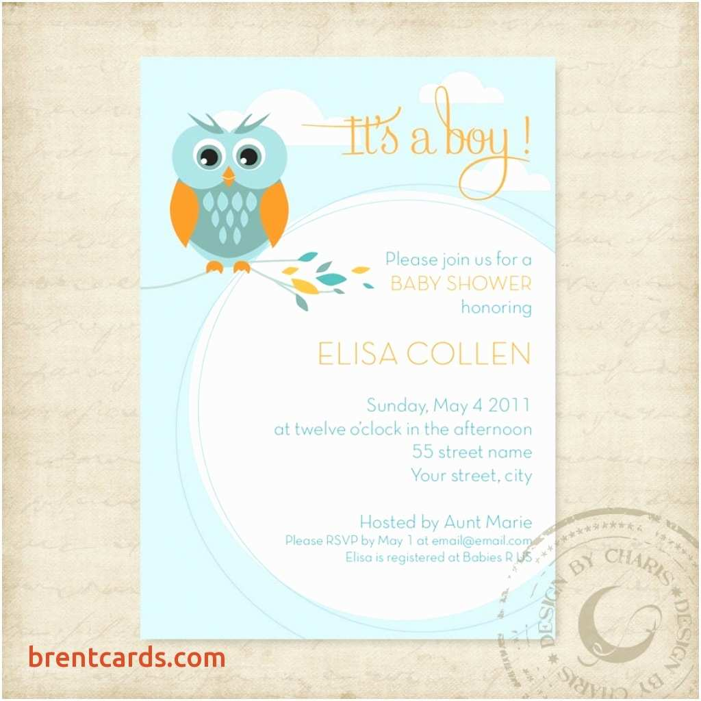 Baby Shower Invitations Party City 1st Birthday Invitation Cards for Baby Boy