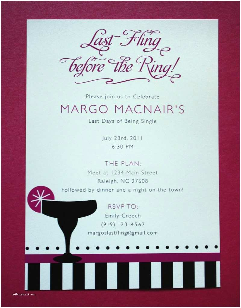 Bachelor Party Invitations 30 Simple Inspirational for Bachelor Party Invitation
