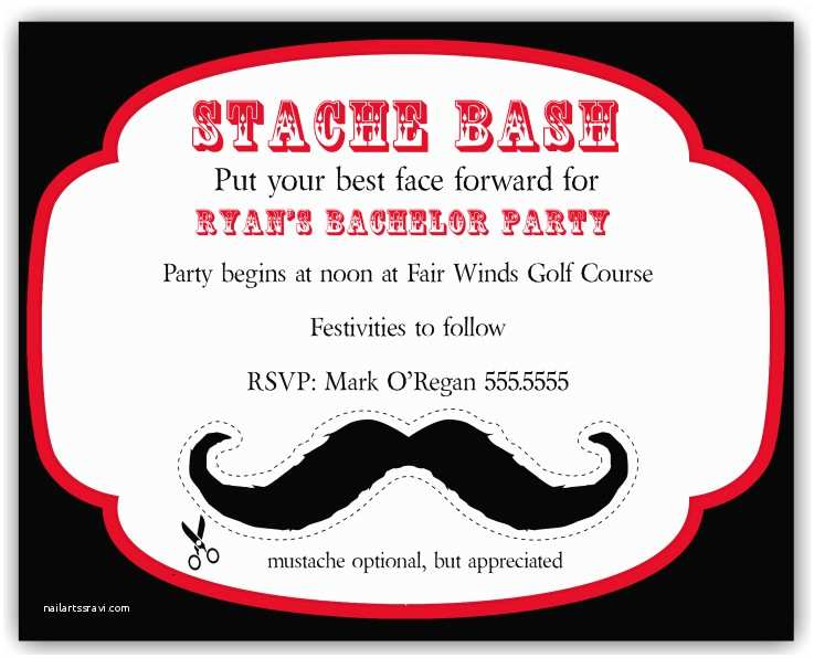 Bachelor Party Invitations Tradewind Tiaras now This is A Bachelor Party I D Love to See