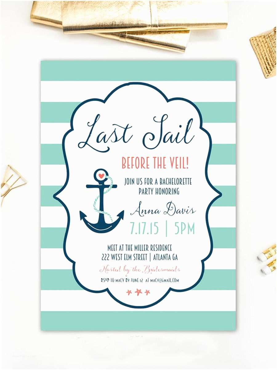 Bachelorette Invitation Template 14 Printable Bachelorette Party Invitation Templates