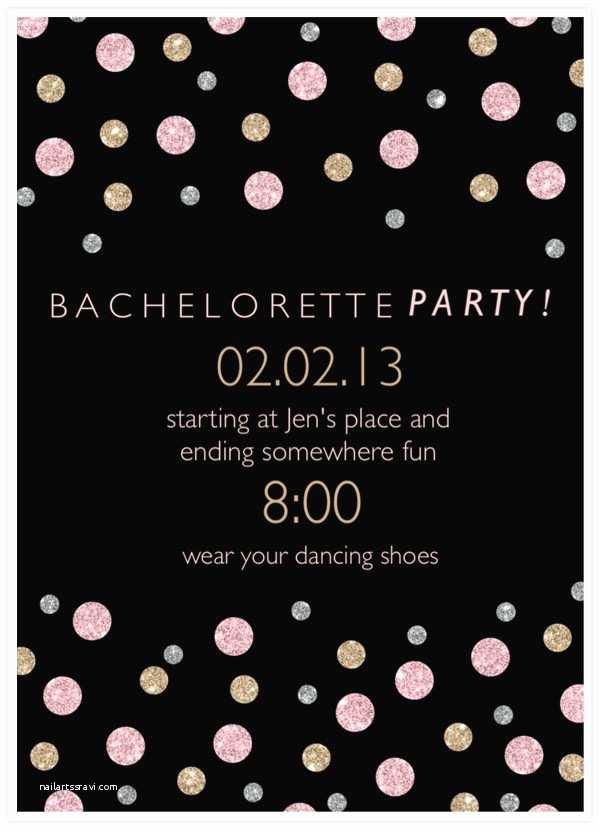 Bachelorette Invitation Template Ipad App