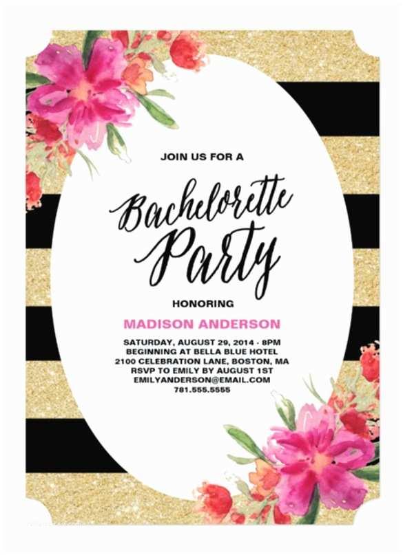 Bachelorette Invitations 30 Bachelorette Invitation Templates – Free Sample