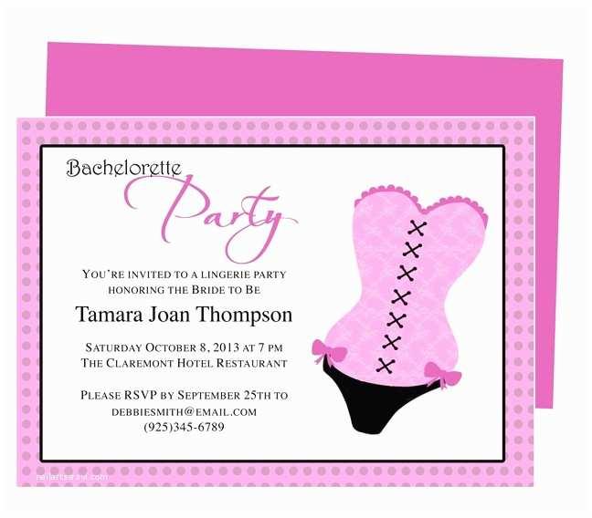 Bachelorette Party Invitation Templates Printable Template for Diy Bachelorette Party Invitations