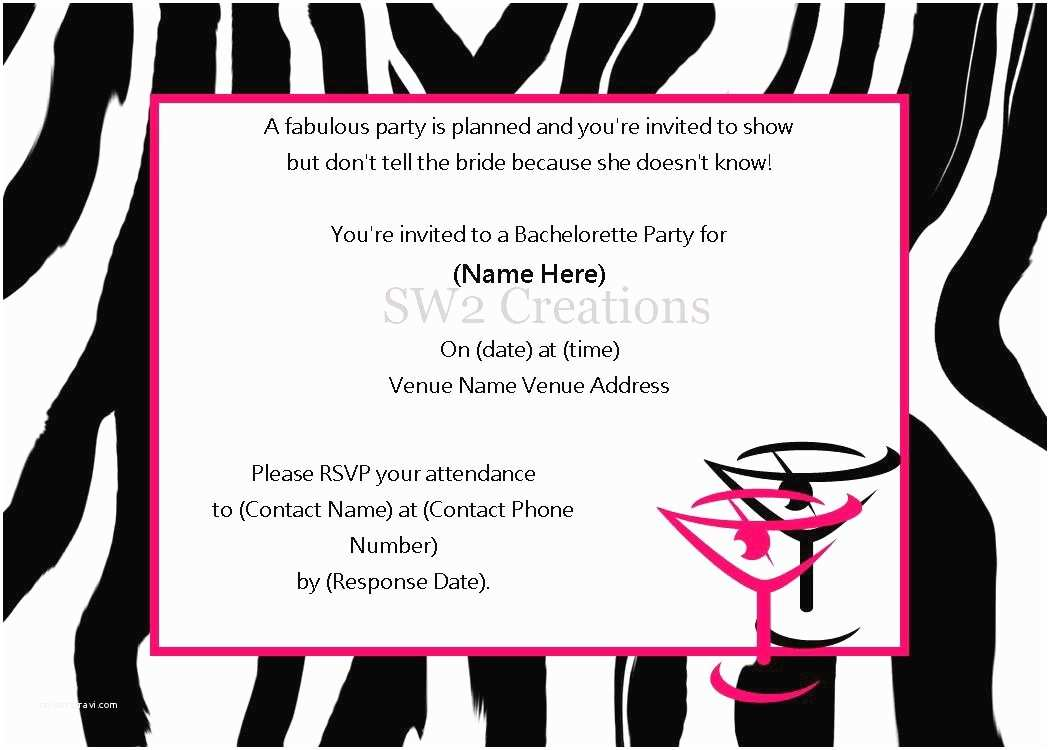 Bachelorette Party Invitation Wording Tips for Choosing Bachelorette Party Invitation Wording