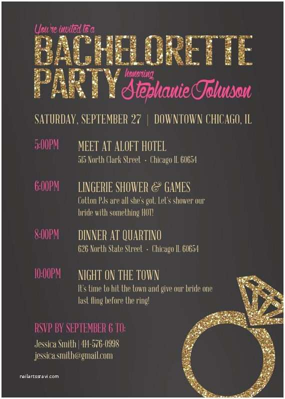 Bachelorette Party Invitations Best 25 Bachelorette Party Invitations Ideas On Pinterest