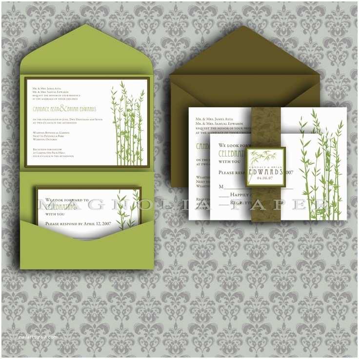 Back Of Wedding Invitation Diy Wedding Invitations Templates