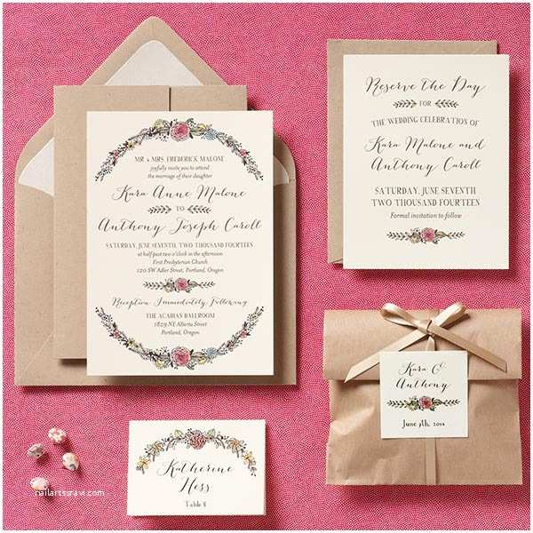 Back Pocket Wedding Invitations Do It Yourself Wedding Invitations Weddi and Wordings