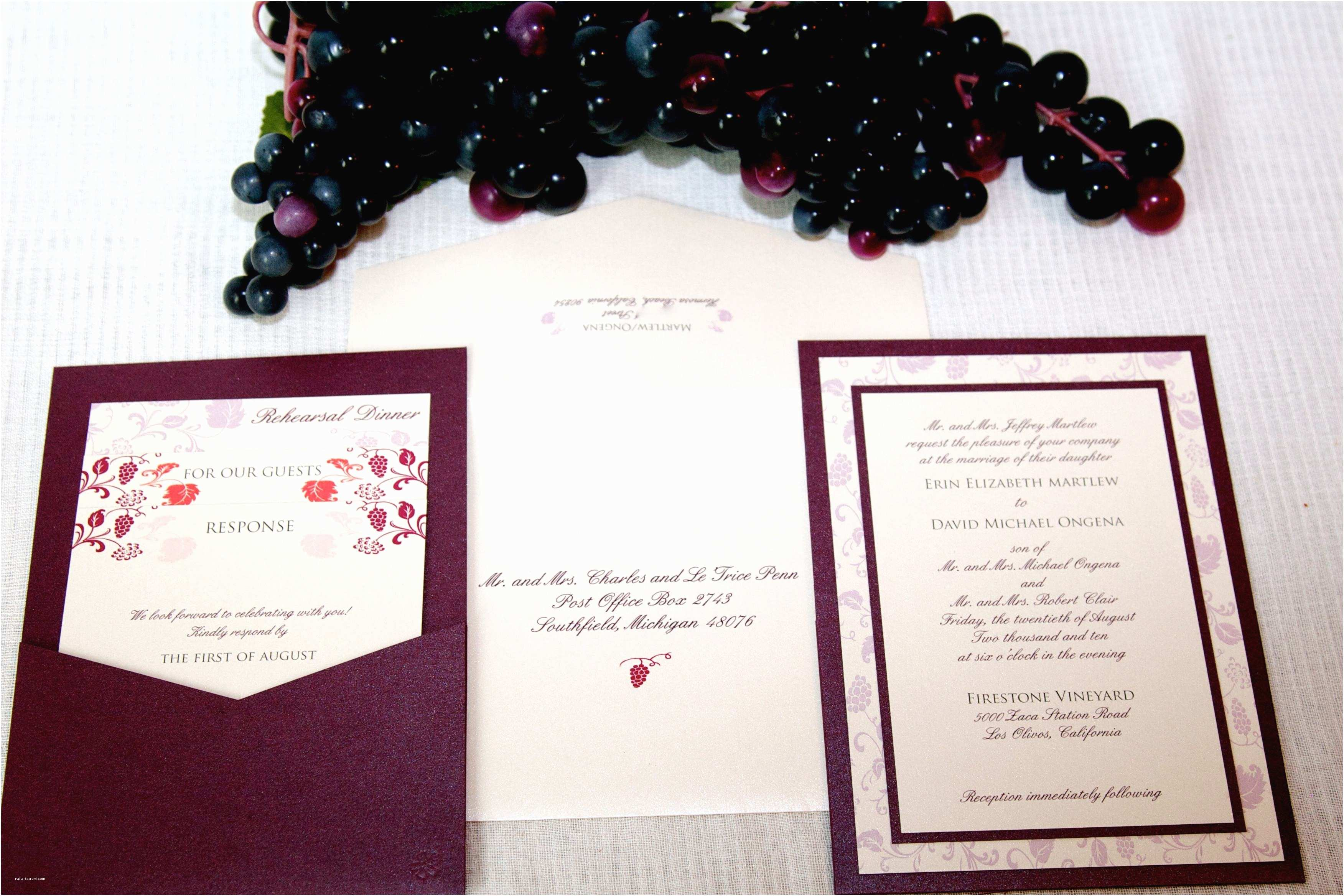 Back Pocket Wedding Invitations Panel Pockets Invitations Example Best Panel Pocket