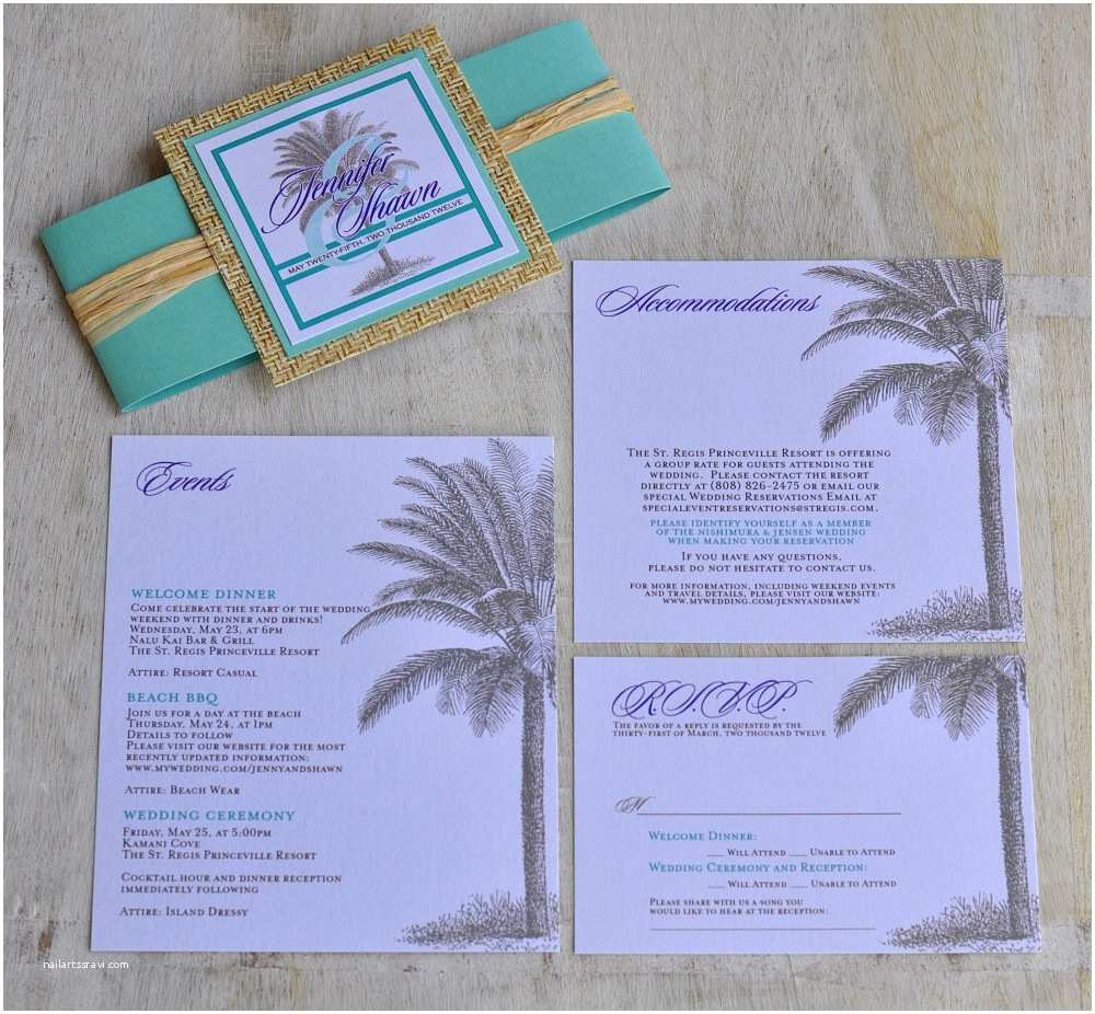 Back Pocket Wedding Invitations Pocket Fold Wedding Invitation Design Fee Purple and Aqua