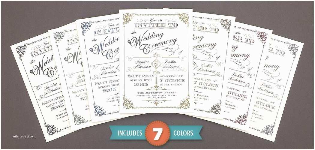 Back Pocket Wedding Invitations Put A Wedding Invitation Designer In Your Back Pocket