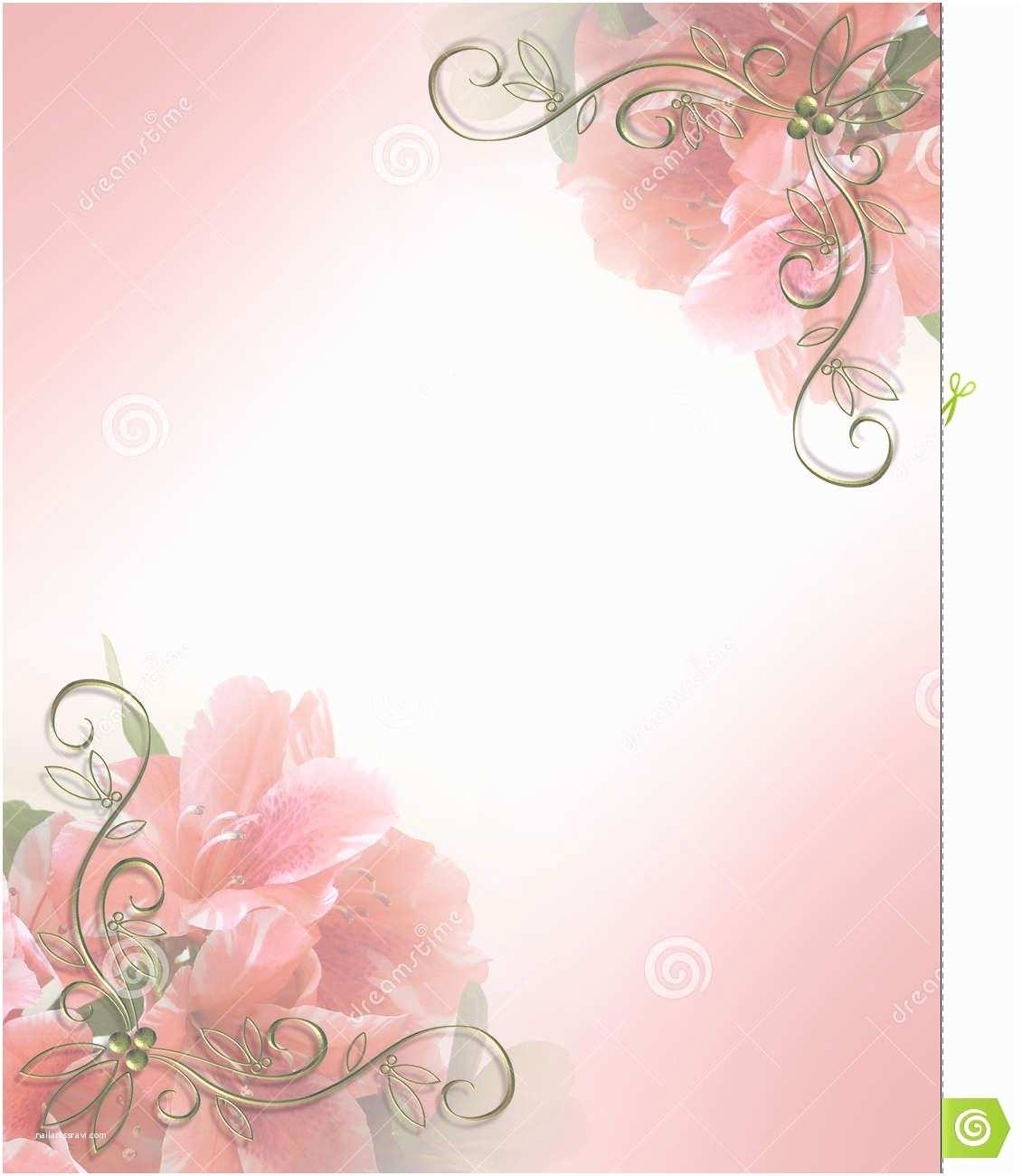 Background Designs for Wedding Invitations Free Awe Inspiring Wedding Invitation Background