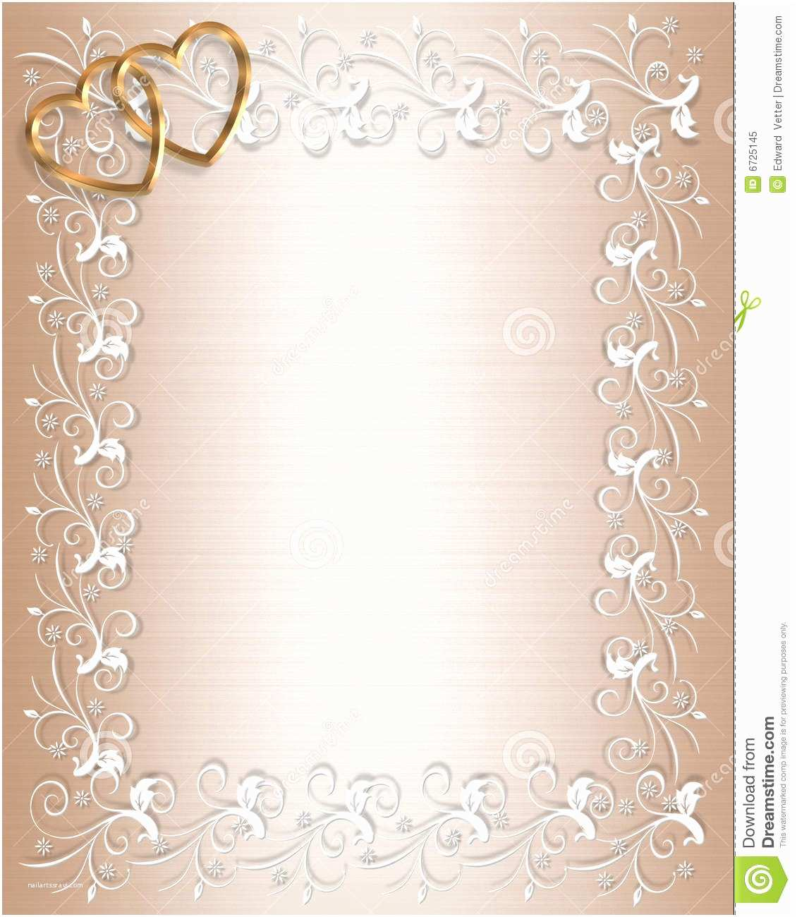 Background Designs For Wedding Invitations Free Wedding Invitation Background Wedding Invitation