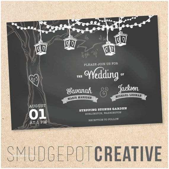 Backyard Wedding Invitations Wedding Invitation Templates Backyard Wedding Invitations