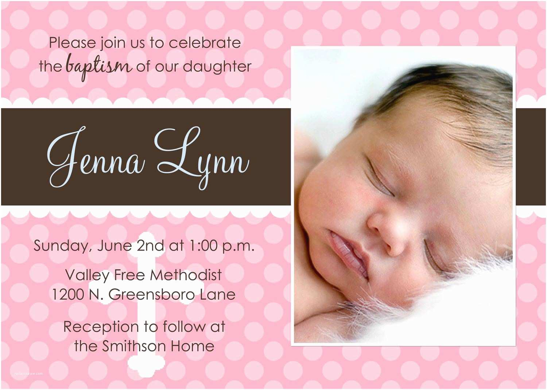 Baptism Invitations Baby Baptism Invitations Baby Christening Invitations