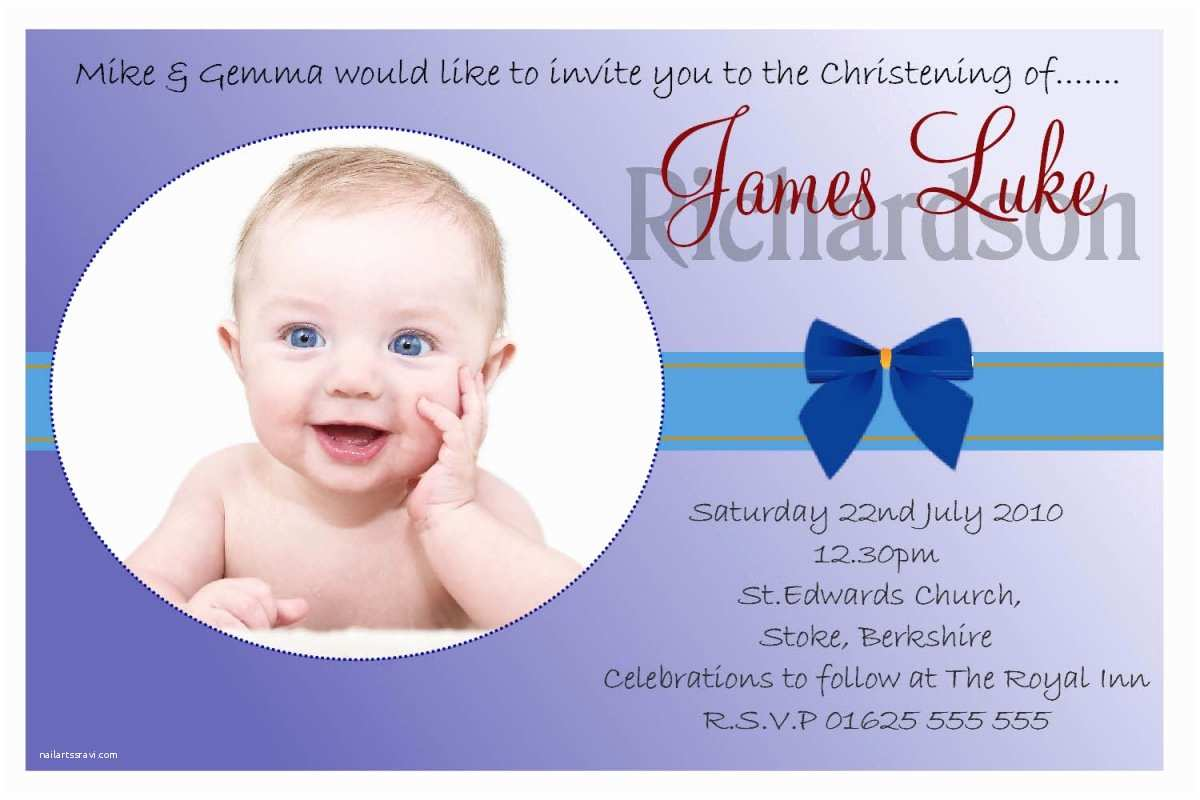 Baptism Invitations Baptism Invitation Baptism Invitation Card New
