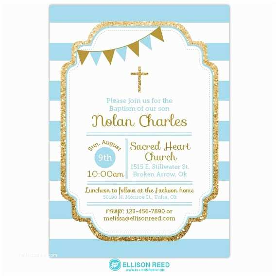 Baptism Invitations for Boys 25 Best Ideas About Christening Invitations Boy On