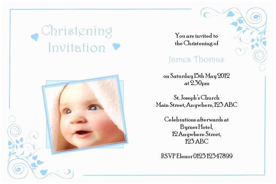 Baptism Invitations for Boys Baptism Invitation Boy Baptism Invitations Baptism
