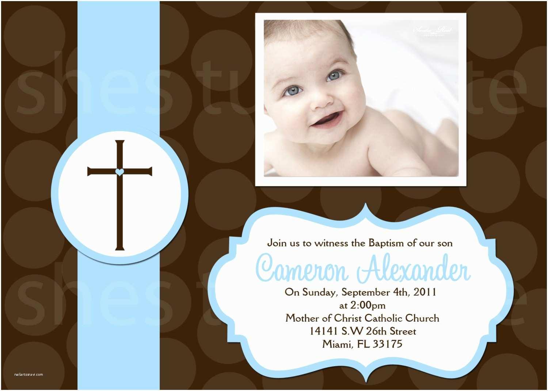 Baptism Invitations for Boys Boy S Baptism Invitations Digital File by Shestutucutebtq
