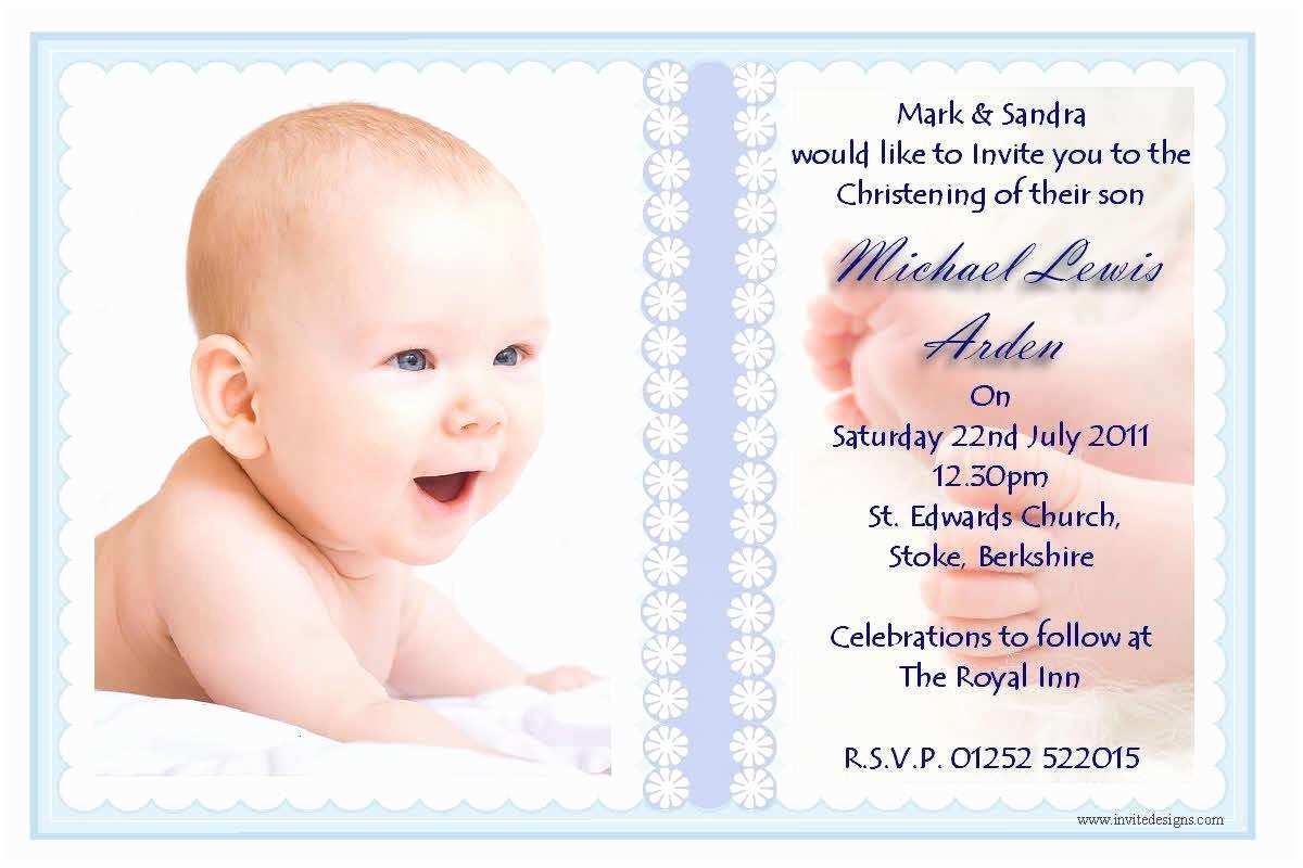 Baptismal Invitation Baptism Invitation Baptism Invitation Card New