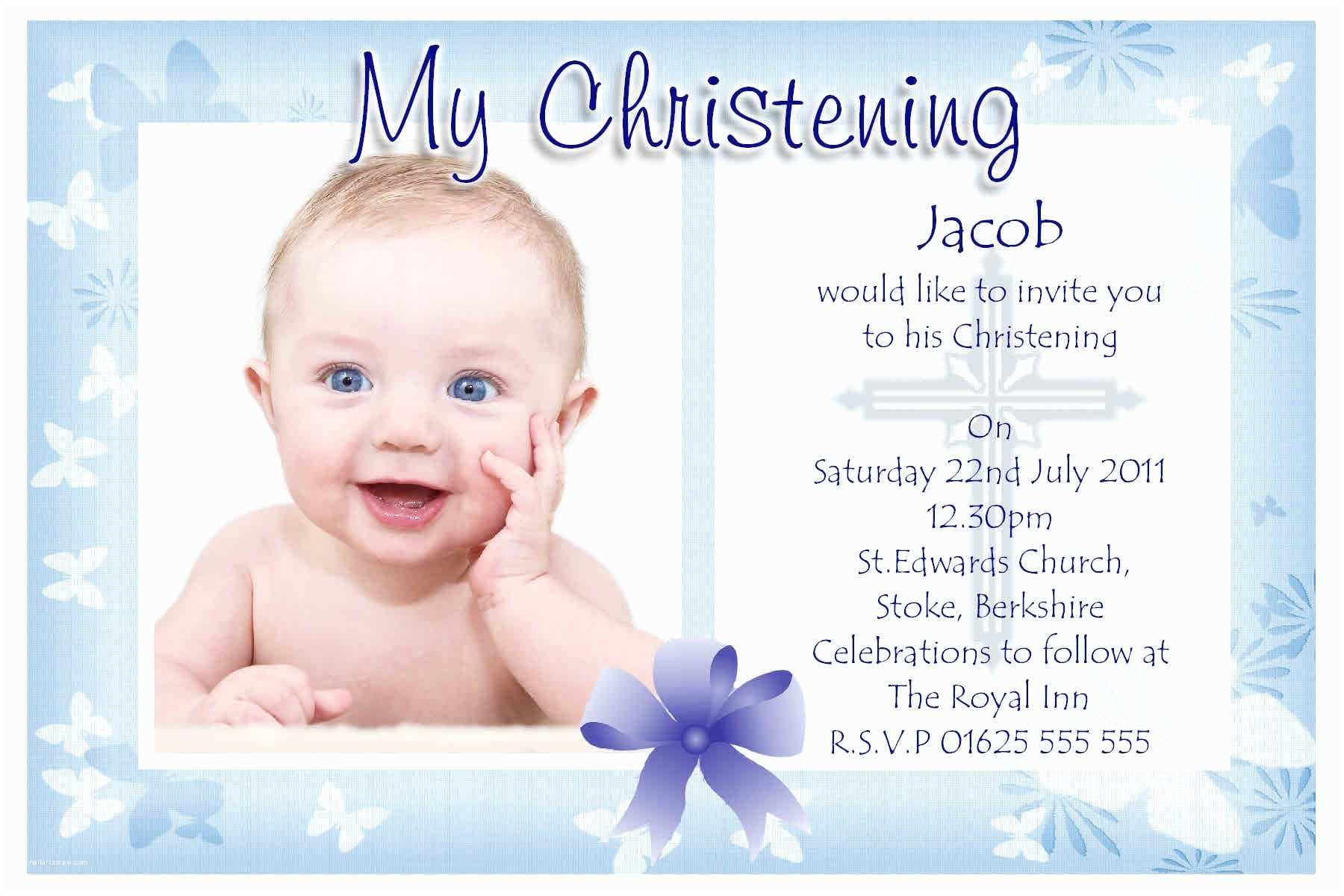 Baptismal Invitation the Gallery for Baby Baptism Invitations Templates