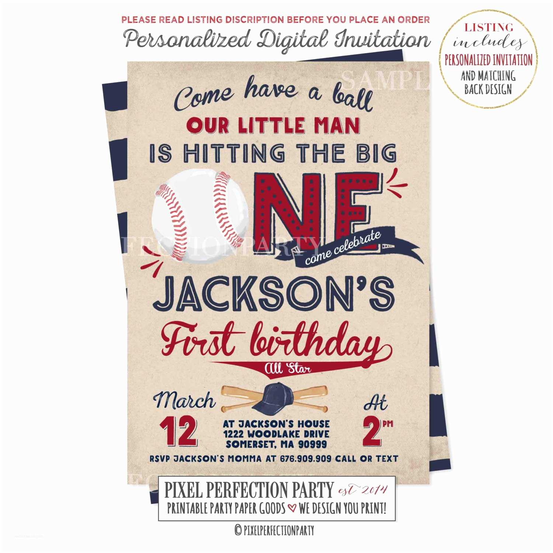 baseball birthday invitations best 25 baseball birthday invitations