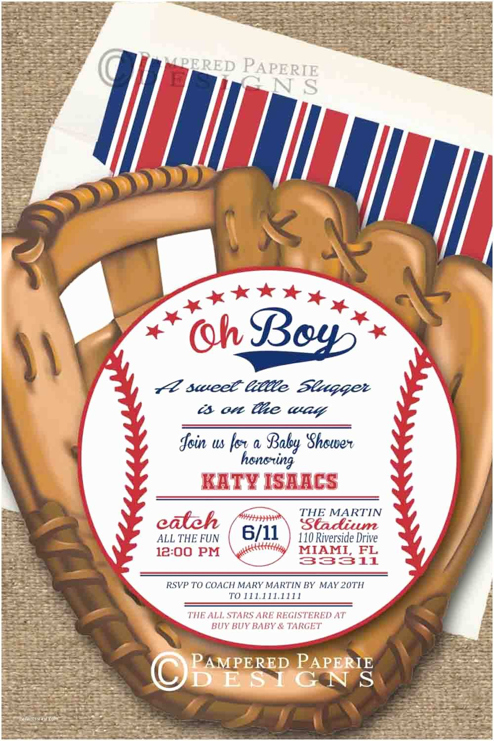 Baseball Party Invitations 100 Baseball Party Ideas—by A Professional Party Planner
