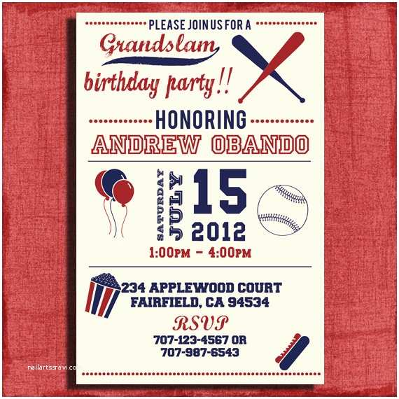photo relating to Free Printable Sports Birthday Invitations known as Baseball Occasion Invites Birthday Invites Totally free