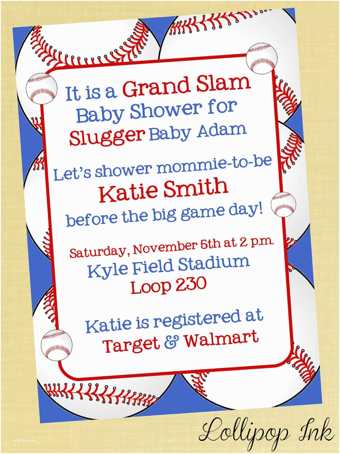 Themed Baby Shower Invitations Template  Baby Shower Invitations Etsy