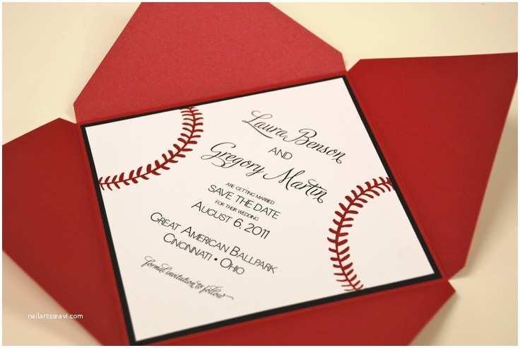 Baseball Wedding Invitations Best 20 Baseball Wedding Shower Ideas On Pinterest