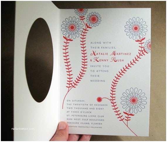 Baseball Wedding Invitations Elegant Baseball Wedding Invitations Invitation Crush