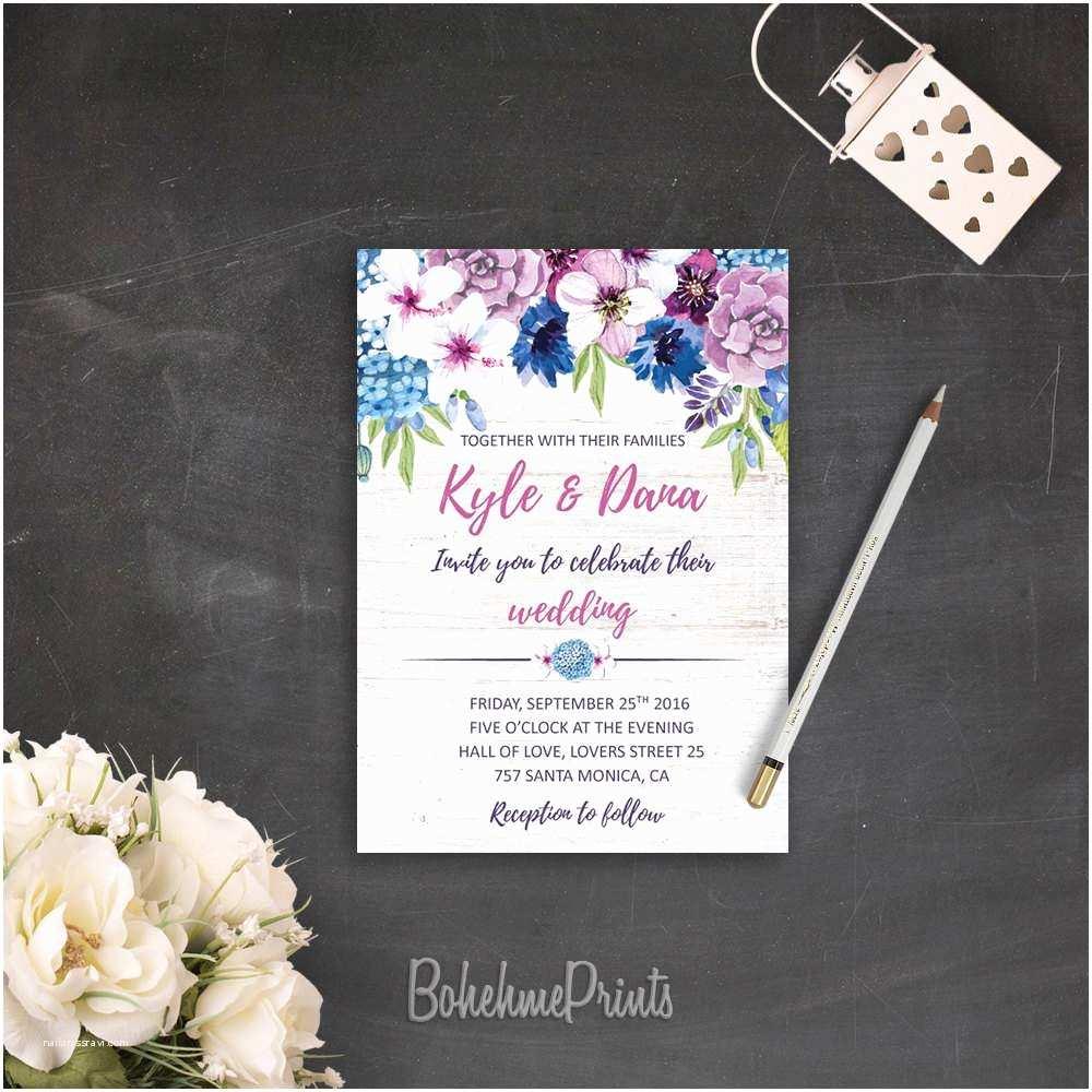Basic Wedding Invitations Wedding Invitation Templates Free