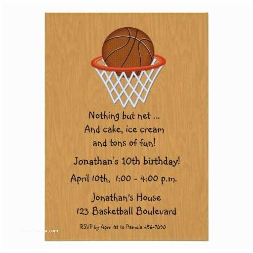 Basketball Birthday Invitations 17 Best Images About Basketball Birthday Party On