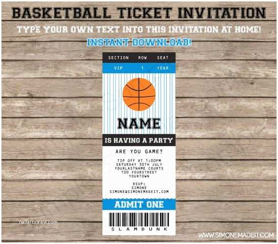 Basketball Party Invitations 10 Best Images About Basketball Invite On Pinterest